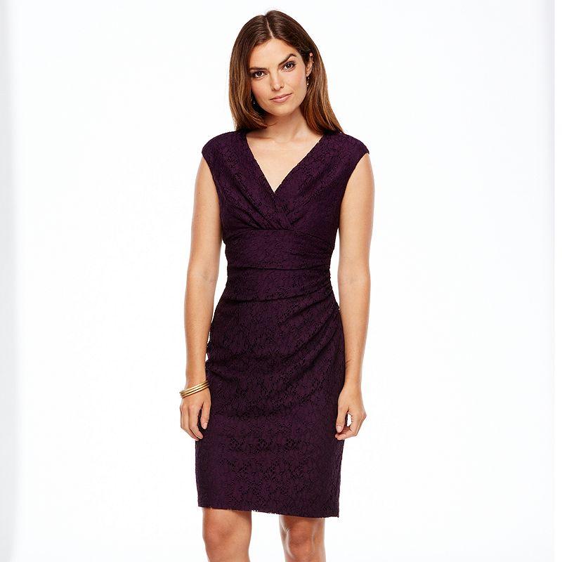 Kohl S Dresses For Weddings: Purple Dress