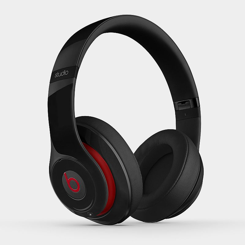 Beats Studio Wireless Headphones, Black