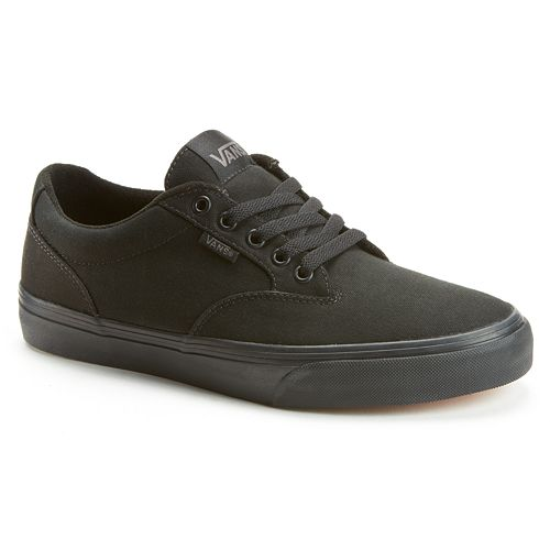 Kohls Vans Plus Size Shoes