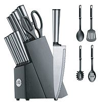 Ginsu Koden Series 18 pc Cutlery Set