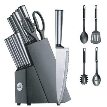 Ginsu Koden Series 18-pc. Cutlery Set