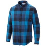 Columbia Sportswear Out and Back II Plaid Button-Down Shirt - Men