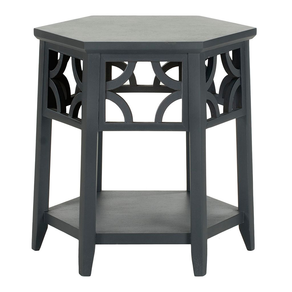 Safavieh Connor Hexagon End Table