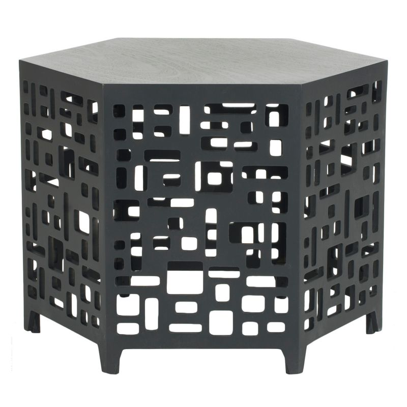 Safavieh Kelby End Table, Grey