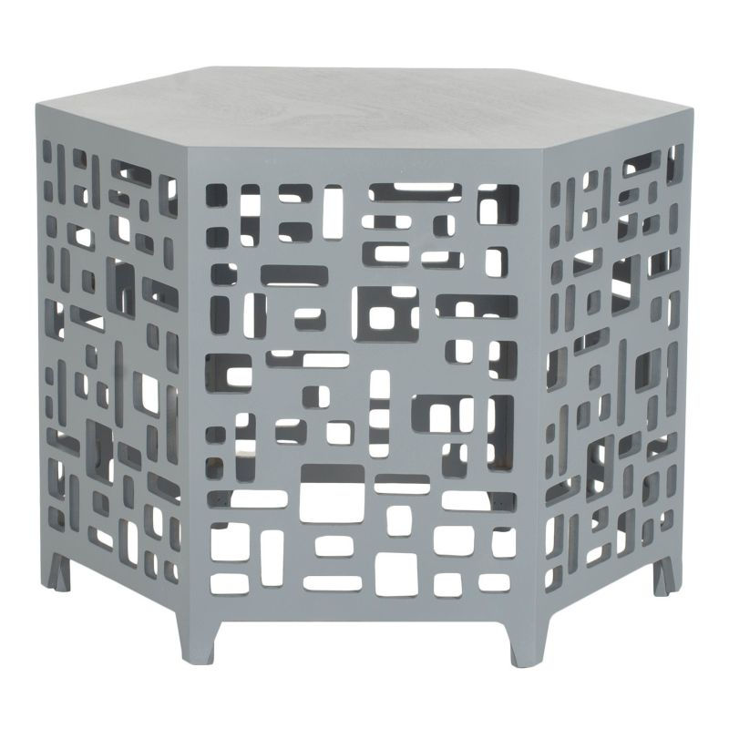 Safavieh Kelby End Table, Blue