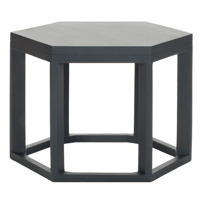 Safavieh Heidi End Table, Grey