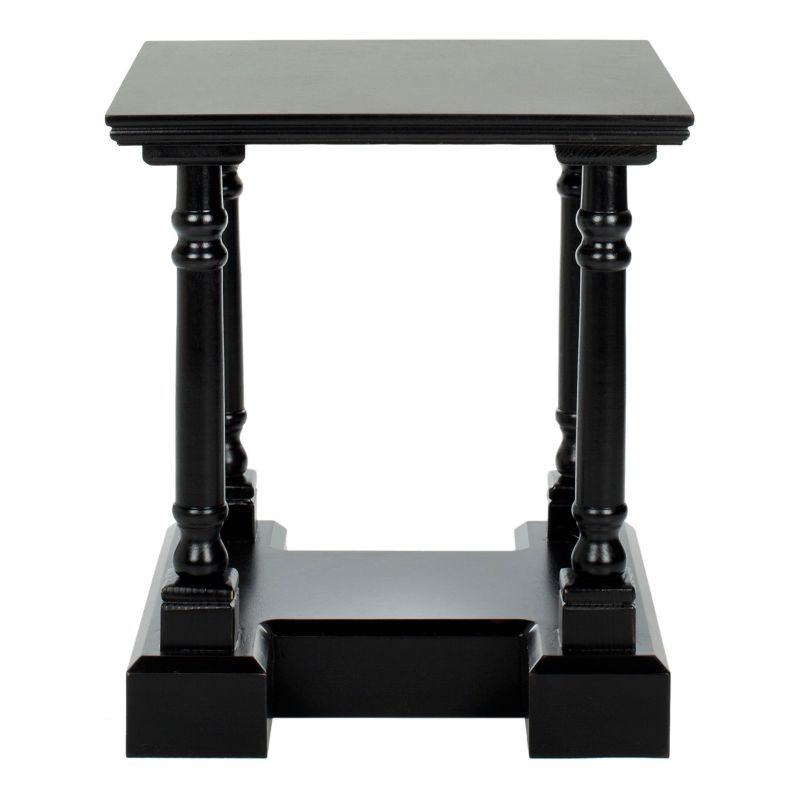 Safavieh Endora End Table, Black