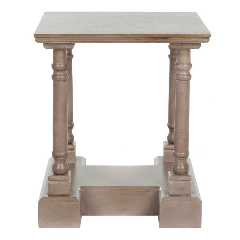 Safavieh Endora End Table, Grey