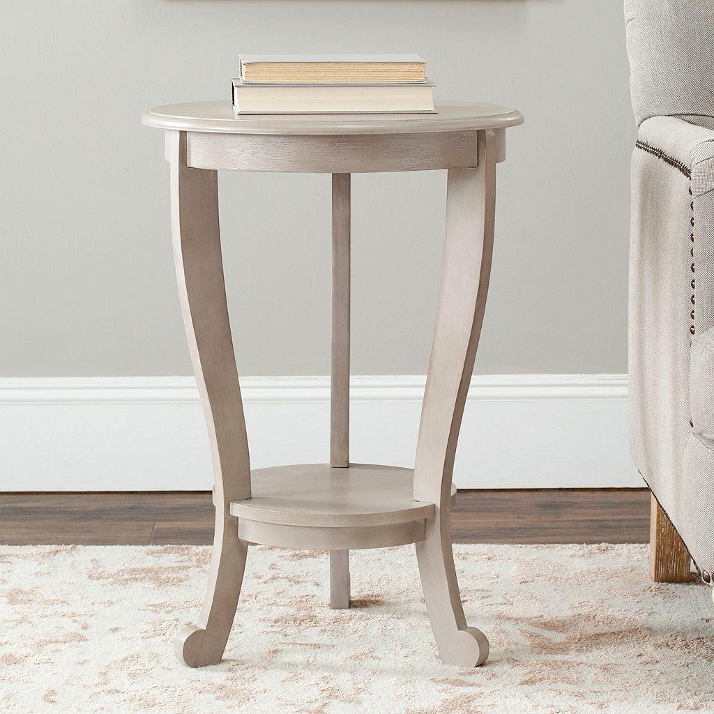 Safavieh Mary Pedastal Side Table