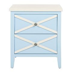 Safavieh Sherrilyn 2-Drawer Side Table