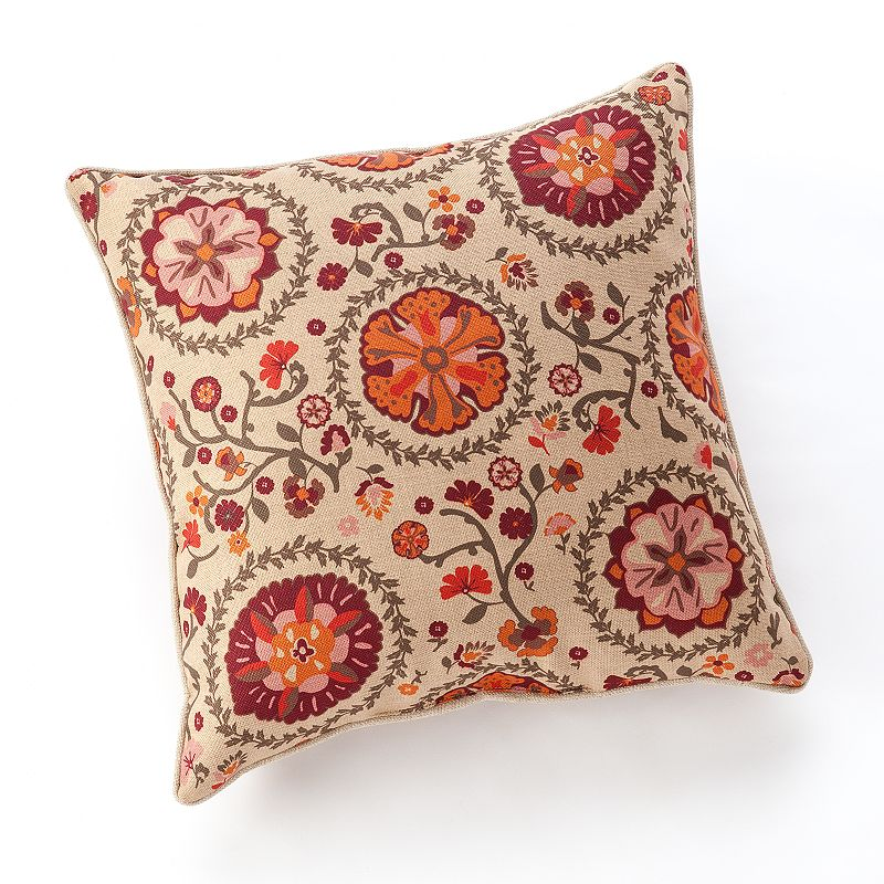 Decorative Pillows At Kohls : Polyester Throw Decorative Pillow Kohl s