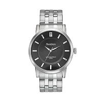 Armitron Men's Stainless Steel Watch - 20/4962BKSV