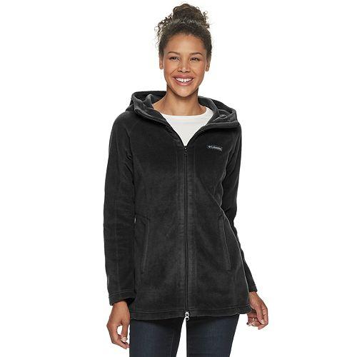 5ad91bbba12dca Women s Columbia Benton Springs Fleece Hooded Jacket