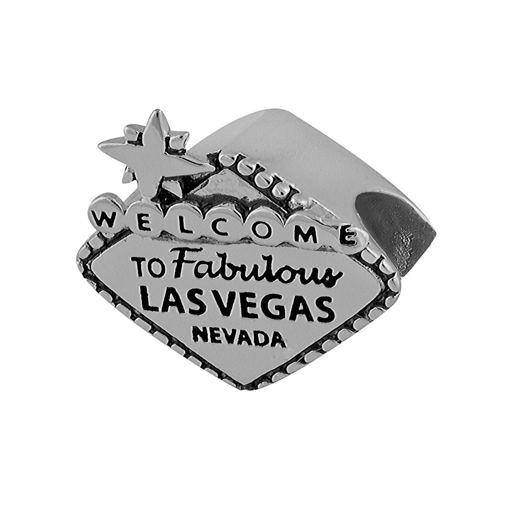 Individuality Beads Sterling Silver Las Vegas Bead