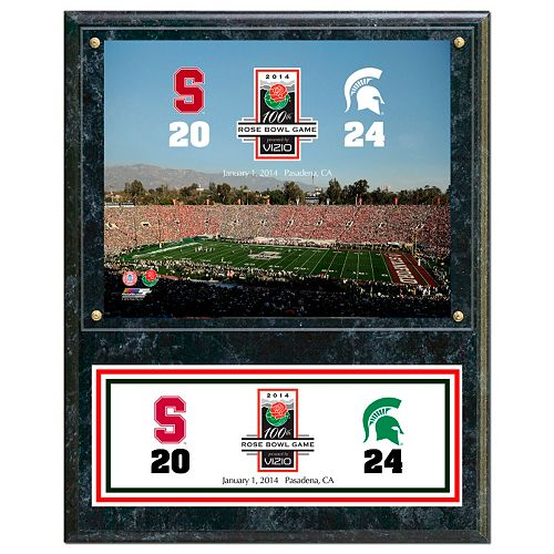 Michigan State Spartans 2014 Rose Bowl Champions 12