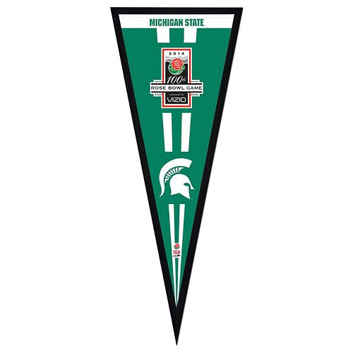 Michigan State Spartans 2014 Rose Bowl Champions 13
