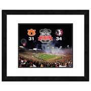 Florida State Seminoles 2013 BCS National Champions 18' x 22' Framed Photo
