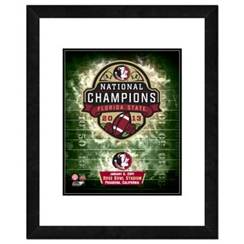 Florida State Seminoles 2013 BCS National Champions 18