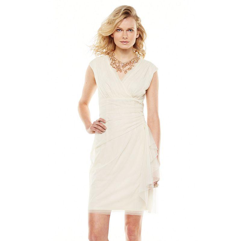 Womens White Dress Kohl S
