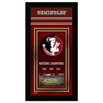 Florida State Seminoles National Champions 4.5