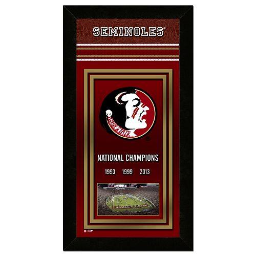 Florida State Seminoles National Champions 4.5