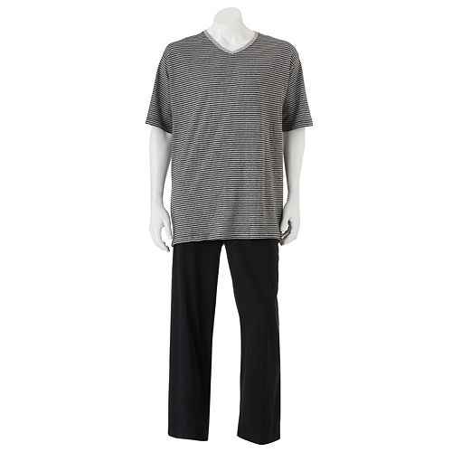 Big & Tall Hanes 2-pc. Pajama Set