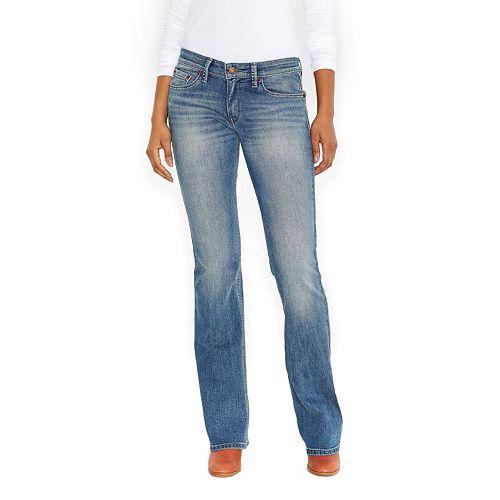62b959ed7ed Women's Levi's 518 Superlow Bootcut Jeans