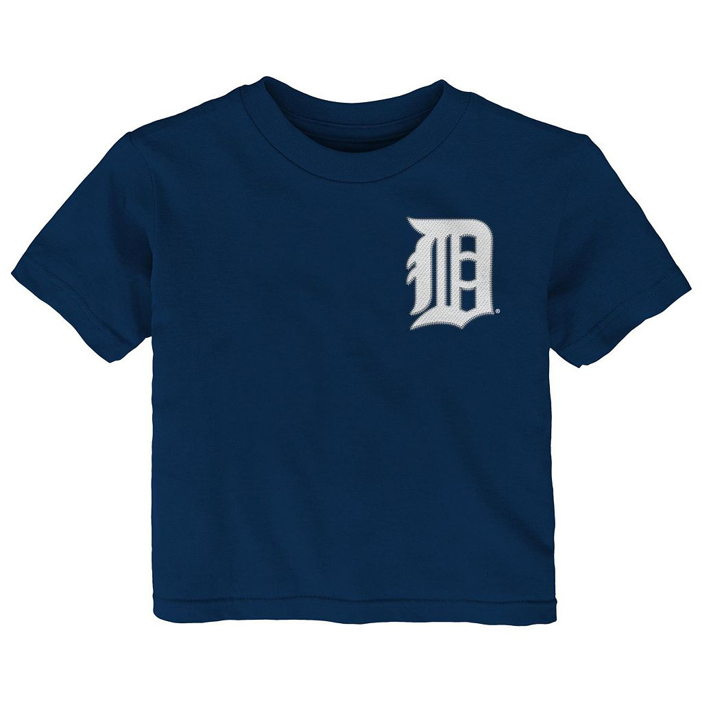 Toddler Majestic Detroit Tigers Miguel Cabrera Tee
