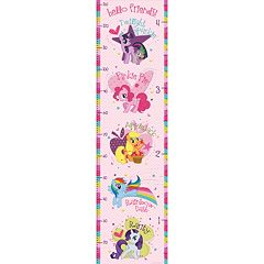 My Little Pony Growth Chart Wall Decal by WallPops