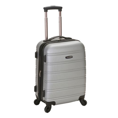 Melbourne 20-Inch Hardside Spinner Carry-On Luggage