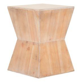 Safavieh Lotem Honey Accent Table