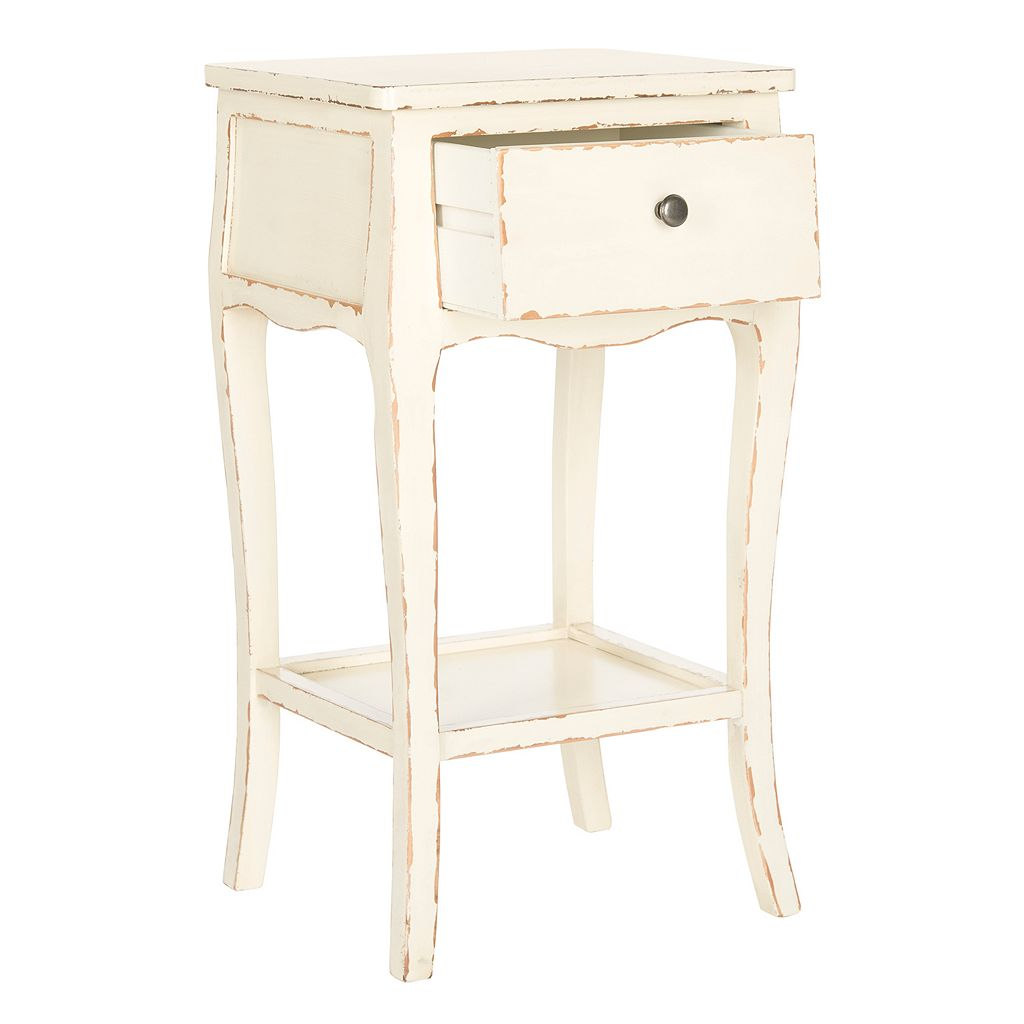 Safavieh Thelma Distressed End Table