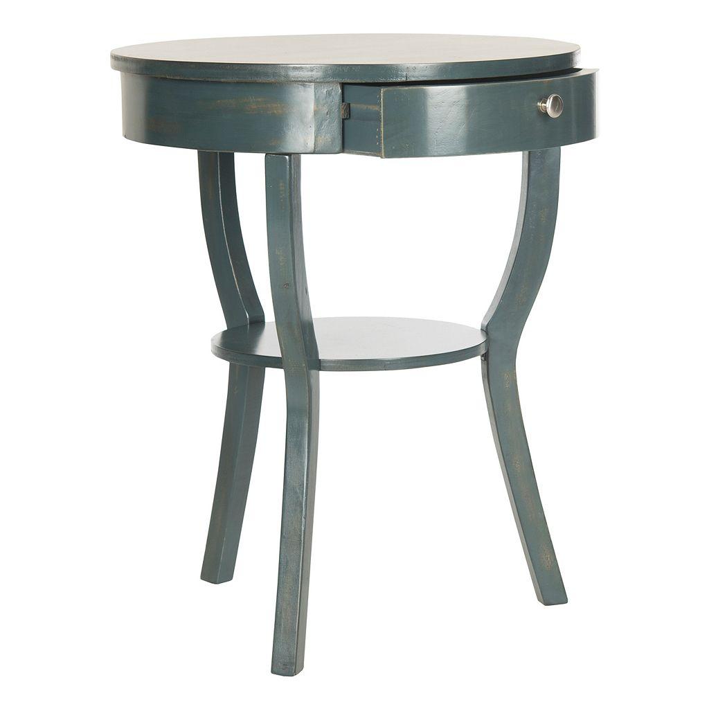 Safavieh Kendra Curved Legs End Table