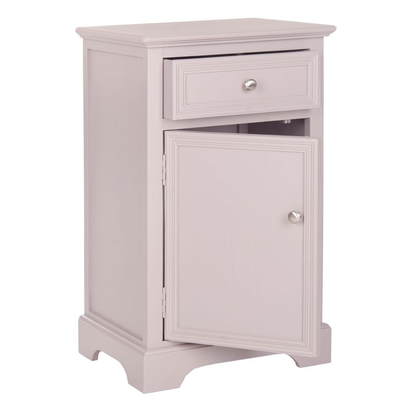 Safavieh Jarome Cabinet End Table, Grey
