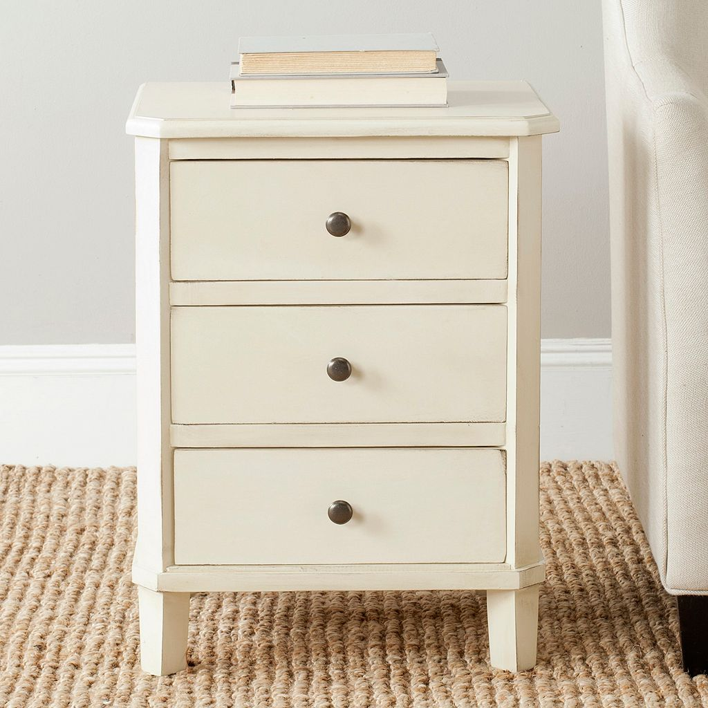 Safavieh Joe Cream End Table
