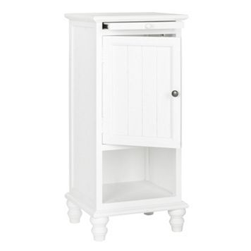 Safavieh Jezabel White End Table
