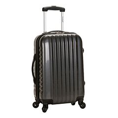 Rockland Melbourne 20-Inch Hardside Spinner Carry-On