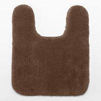 Apt. 9® Solid Plush Contour Bath Rug - 20'' x 24''