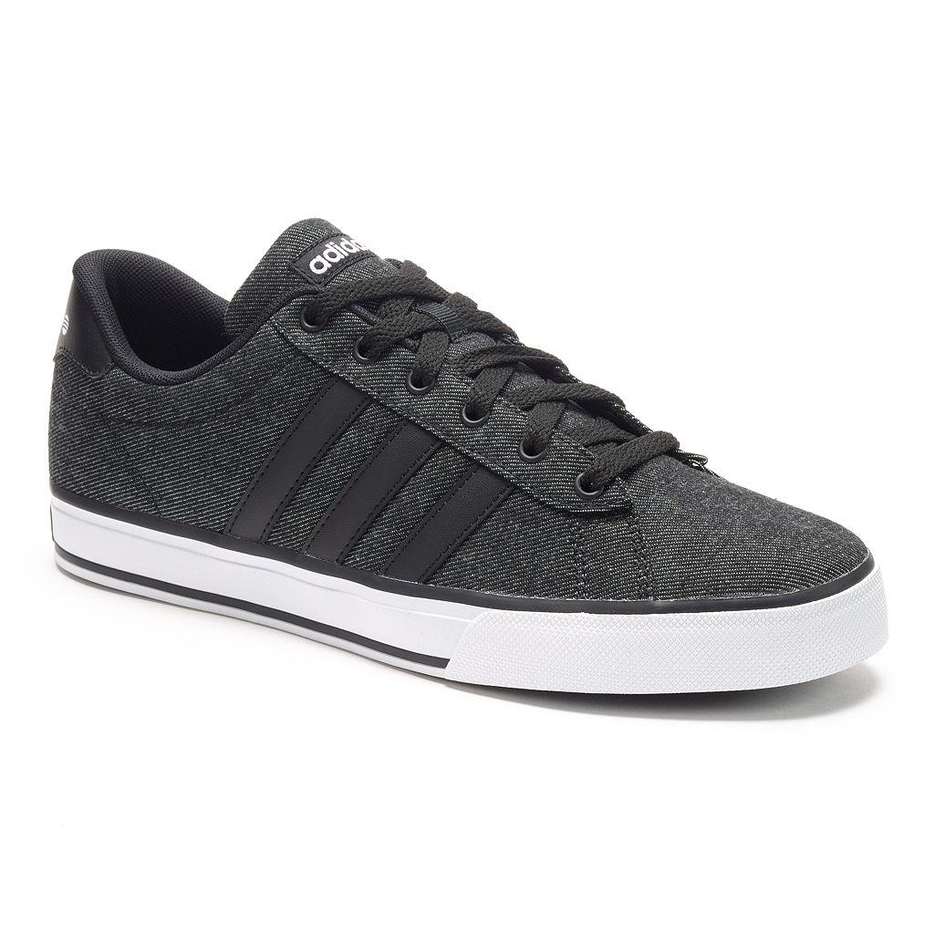 adidas SE Daily Vulc Mens Denim Sneakers