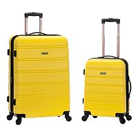 Rockland 2 pc Hardside Spinner Luggage Set