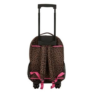 Rockland 17-Inch Wheeled Backpack
