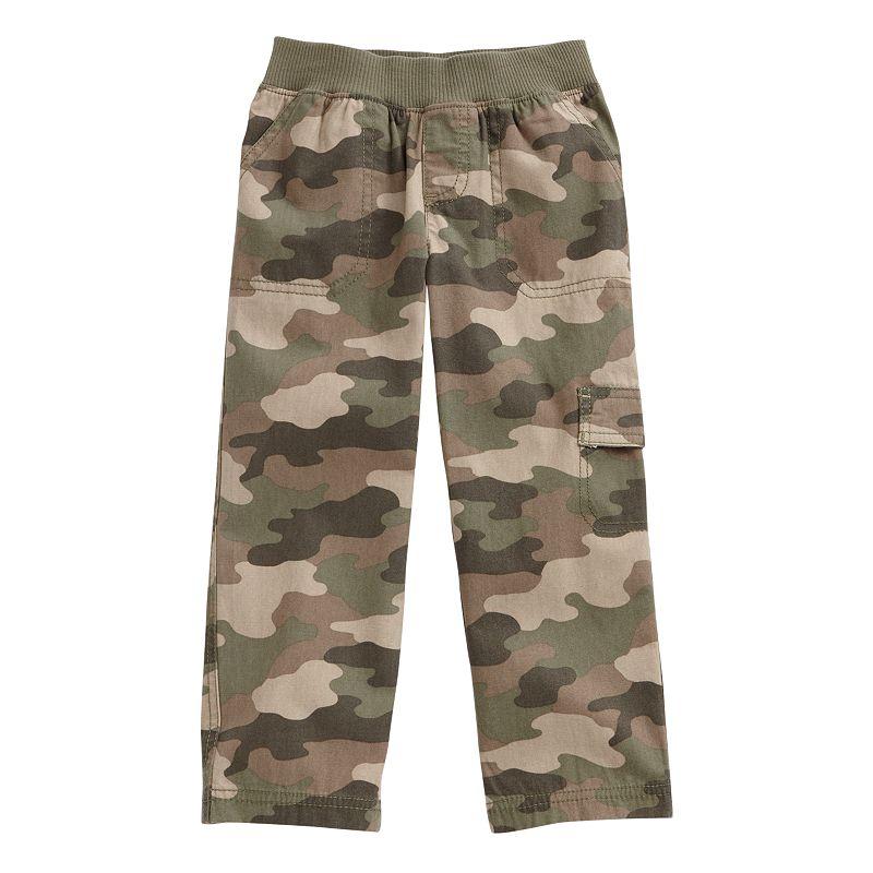 White Camo Cargo Pants Camo Canvas Cargo Pants