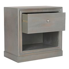 Safavieh Cain Ash Gray End Table