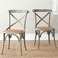 Safavieh 2 pc Franklin Chair Set