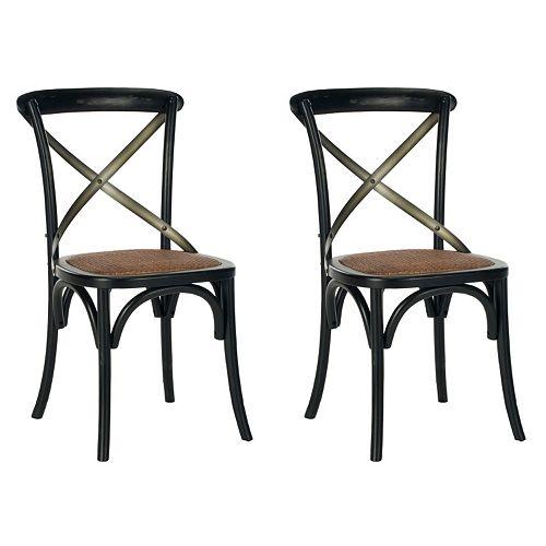 Safavieh Eleanor Dining Chair 2-piece Set