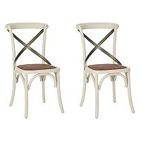 Safavieh Eleanor Dining Chair 2 pc Set