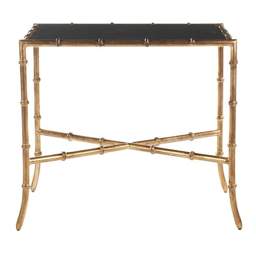 Safavieh Chandler Black Accent Table
