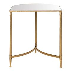 Safavieh Nevin Mirrored Accent Table