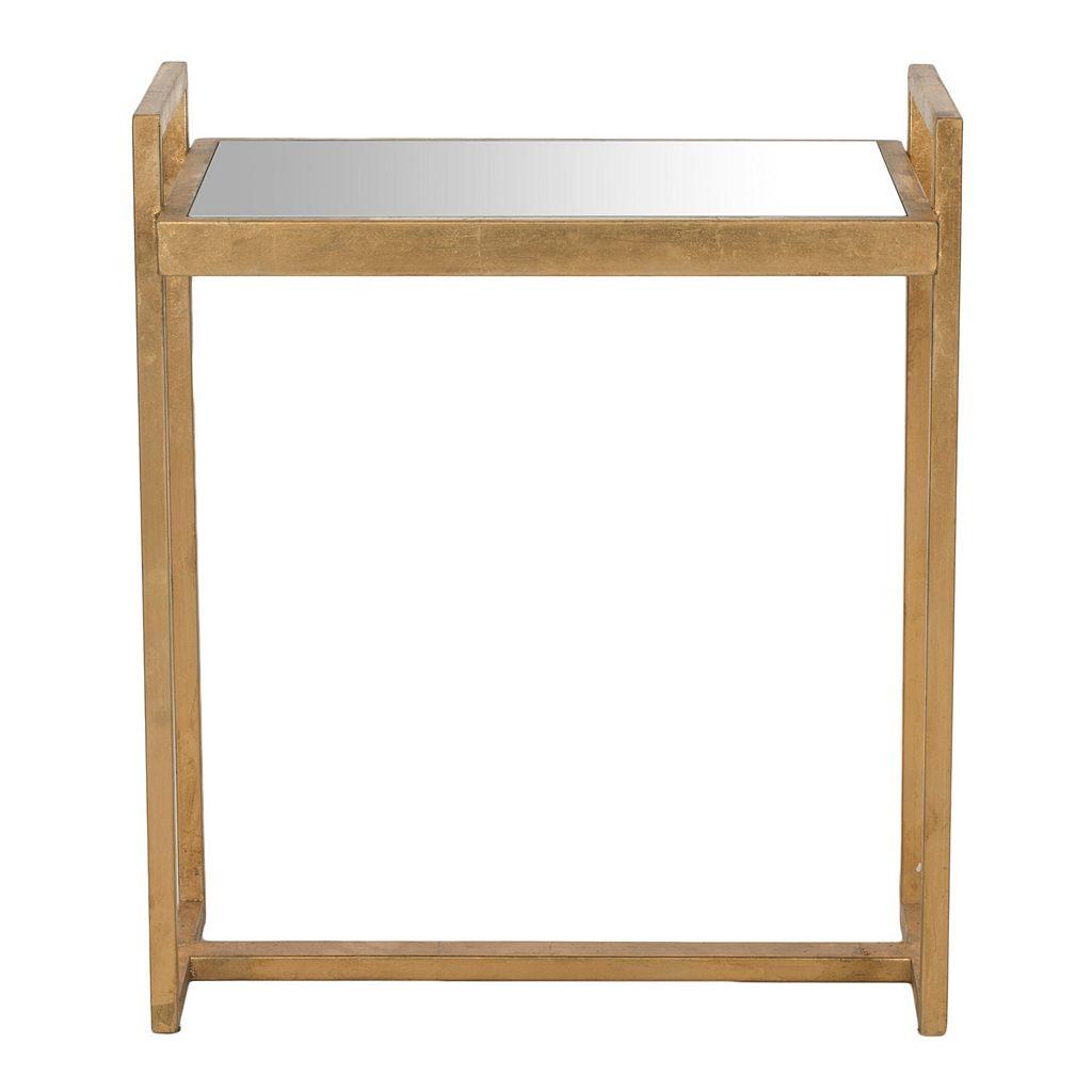Safavieh Noland Mirrored Accent Table