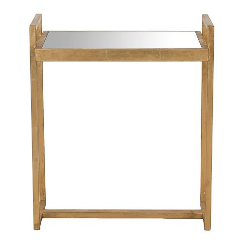 Safavieh Noland Mirrored Accent Table